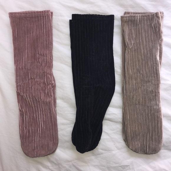 Free People Socks - 3 for $15!